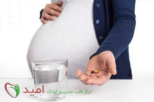 درمان بیماری قلبی در بارداری