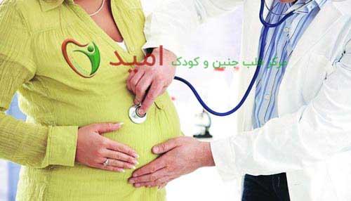 دلایل بیماری های قلبی در دوران بارداری